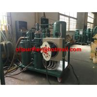 Buy cheap Explosion Proof Hydraulic Turbine Vacuum Oil Purification Plant, Used Lube Oil Filtration Equipment, oil separator unit from wholesalers