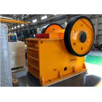 Buy cheap AC Motor Stone Crushing Plant / High Strength PE Jaw Crusher Easy Maintenance from wholesalers