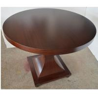 Buy cheap wooden Dining table for hotel furniture/casegoods DN-0012 from wholesalers