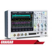 Buy cheap SIGLENT SDS2000 Digital Storage Oscilloscopes 8 Inch TFT LCD With 28m Memory Depth from wholesalers
