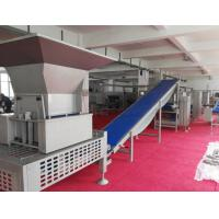 Buy cheap High Flexibility Pizza Production Line Customized With 600 - 900mm Working Width from wholesalers