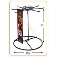 Buy cheap Counter 1-Tier Spinner Rack (WS-C-001) from wholesalers