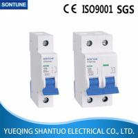 Buy cheap Current Limit  3 Pole Stbo-63 Series ( MCB ) Miniature Circuit Breaker from wholesalers
