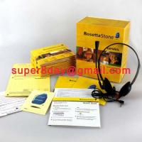 Buy cheap Rosetta Stone Spanish Latin America Language V3 Level 1234&5 27disc from wholesalers