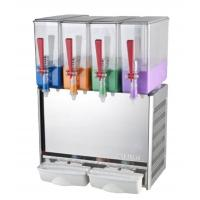 Buy cheap 4 Tanks Cooling and Mixing Beverage Cold Drink Dispenser Machine from wholesalers
