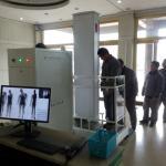Buy cheap 800W Full Body Metal Detectors ,  X Ray Walk Through Security Metal Detectors from wholesalers