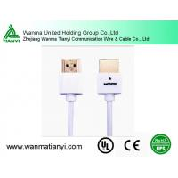 Buy cheap New Premium HDMI Cable AWM 20276 Cable HDMI with Ethernet for 3D 4K Ultra HD product