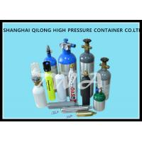 Buy cheap Alloy Steel High Pressure 5L Compressed Oxygen Tank for Medical use product