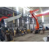 Heavy Duty EX300 Excavator Extendable Boom For Narrow Room Work Environment