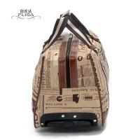Buy cheap PU Pattern Travel Bags Trolley Bags from wholesalers