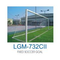 Buy cheap Rugby Field Regulation Soccer Goal Equipment , Professional Outdoor Soccer Goals from wholesalers