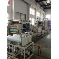 Buy cheap High Speed Pvc Calendering Machine , Pvc Film Calender Machine Smooth Running from wholesalers