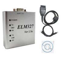 Buy cheap ELM 327 1.5V USB CAN-BUS Scanner ELM327 Software from wholesalers