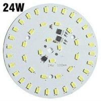 Buy cheap High power COB LED light circuit board Assembly , Aluminum pcb assembly from wholesalers