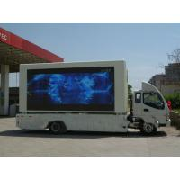 Buy cheap SMLM Full Color led advertising trucks from wholesalers
