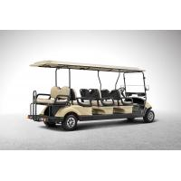 Buy cheap EQ9062(V8) 48V 4KW 6+2 seater electric golf cart/club car with DC motor from wholesalers
