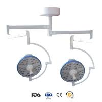 Buy cheap Hospital LED Operating Theatre Lights With Twin Arm , Dental Operating Light Shadowless product