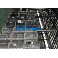Buy cheap Seamless ASTM A269 TP316L / 304L stainless steel coil tube ISO 9001 & PED & AD2000 product