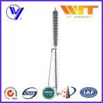 Buy cheap 110KV Transmission Line Surge Arrester , KEMA Lightweight Lightning Protector from wholesalers
