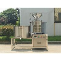 Buy cheap industrial automatic electric soy milk maker/soya milk paneer making machine from wholesalers
