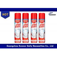 Buy cheap Water based Modified ironing starch spray / Aerosol Spray Starch 400ml from wholesalers