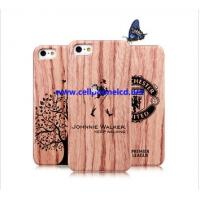 Buy cheap For iPhone 5 Case Wooden Case For iPhone 5 from wholesalers