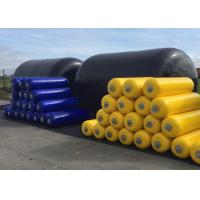 Buy cheap EVA Foam Filled Fender Floating Solid Fender with Polyurea Coating for Ship Berthing from wholesalers