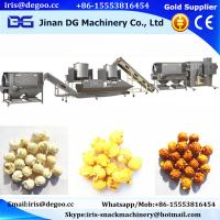 Buy cheap Made in China Food business continuous hot air popped sweet the popcorn machine production line/making equipment Jinan D from wholesalers