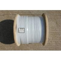 Buy cheap AISI 316 PVC Coated 1x19 Stainless Steel Wire Rope Strength 3mm For Crane from wholesalers