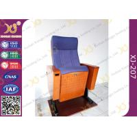 China Auditorium And Theater Seating Chairs For Schools And Universities , Theatre Room Chairs on sale