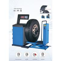 Buy cheap Sinomake SM-W69 Blue Color China Wheel Balancer Cheap Tyre Balancer Machine from wholesalers