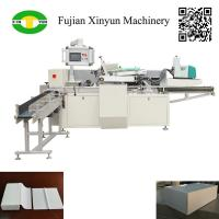 Buy cheap China Automatic facial tissue paper carton box packing machinery from wholesalers