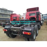 Buy cheap Sinotruk Howo 290HP 6X4 Prime Mover Truck, tractor truck,loading 60Ton with EURO II Standard , from wholesalers