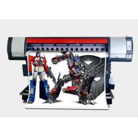 Buy cheap 1.6m Large Format Eco Solvent Flex Printing Machine With Epson DX5 Printhead from wholesalers
