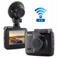 Buy cheap the best ultra 4k hd dash camera with gps and wifi  for cars from wholesalers