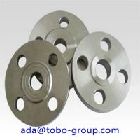 Buy cheap Flat Face Welding Neck Flange PN10 CuNi 70/30 Din 2632 EEMUA145 ANSI B16.5 1 - 48 Inch product