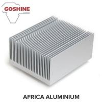 Buy cheap heat sink aluminium profile for industry, china aluminum heat sink for light from wholesalers