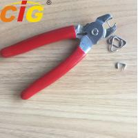 Buy cheap Steel Hog Rings C Ring Staples Match With Plier For Car Seat And Furniture Use from wholesalers