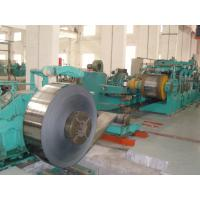 Buy cheap 1450mm Tension Leveling Line Carbon Steel Strip With Two Rollers Transmission product