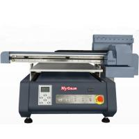 Buy cheap Most popular Eco solvent dtg UV printer machine with CE certification from wholesalers