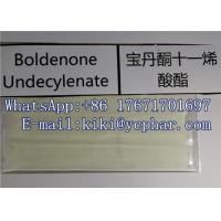 Buy cheap CAS 13103-34-9 Legal Anabolic Steroids Boldenone Undecylenate GMP Standard from wholesalers