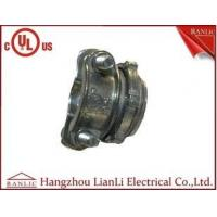 Buy cheap Wiring Glad Zinc Die Casting Romex Connector Brass Electrical Wiring Accessories from wholesalers