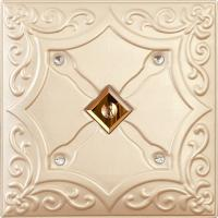 Buy cheap 3D Wall Art Panels Feature Wall Leather 3D Board Panel Wall Cladding , D-005 from wholesalers