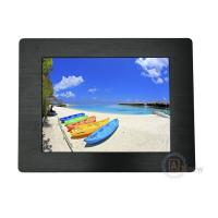 Buy cheap IPS Fanless Touch Screen Integrated PC , Ouch Display PC 10.1'' 1280x800 With Panel Mount from wholesalers