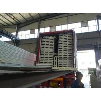China Exterior Wall PU Sandwich Panel Roof Panel Polyurethane(PU) Wall Sheet Roof Sandwich Panel on sale
