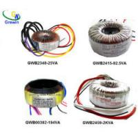 Buy cheap Copper Toroidal Transformer for Audio Equipment from wholesalers