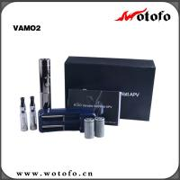 Buy cheap Vamo V2 stainless steel Variable Voltage used 18350 or 18650 battery Best ecig wholesale from wholesalers