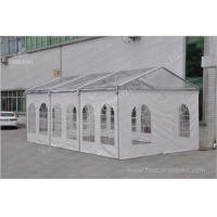 Buy cheap Clear Roof Cover Fabric Building Structures Portable Big Tents For Rent from wholesalers