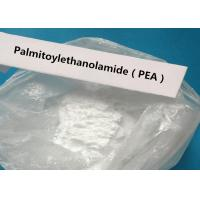 Buy cheap White Crystalline Powder Pharmaceutical Raw Materials Palmitoylethanolamide ( PEA ) CAS 544-31-0 from wholesalers