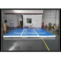 "Buy cheap Custom Gymnastics Inflatable Tumble Track For Sale 9"" Wide 22"" High from wholesalers"